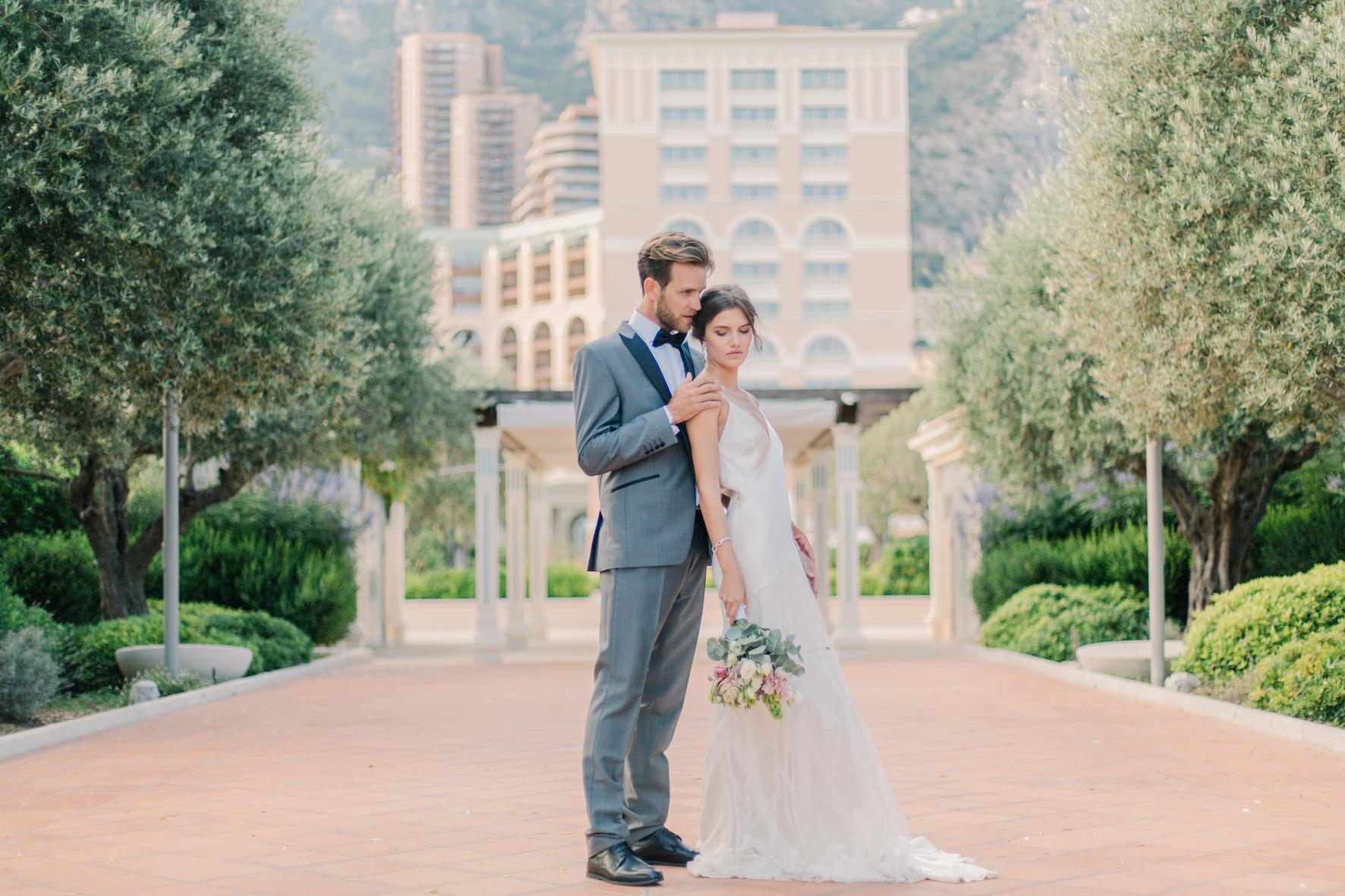 Wedding In Bay Resort Hotel Monaco