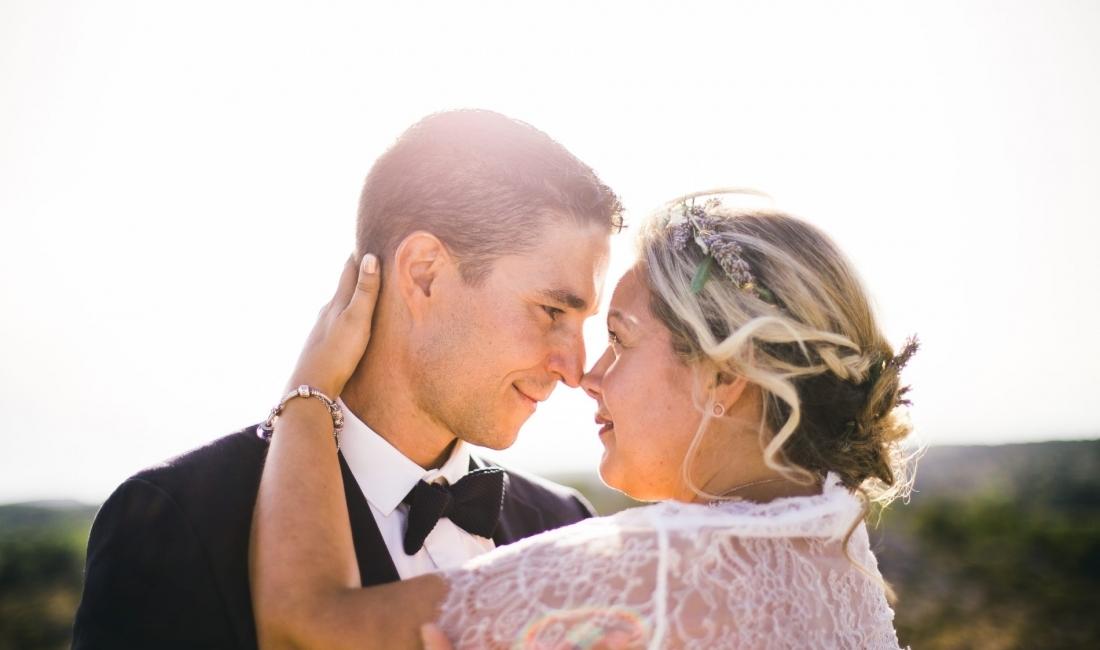 Mariage au Paradou