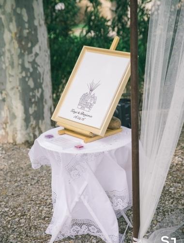 Mariage Xinyi Benjamin - Château La Beaumetane