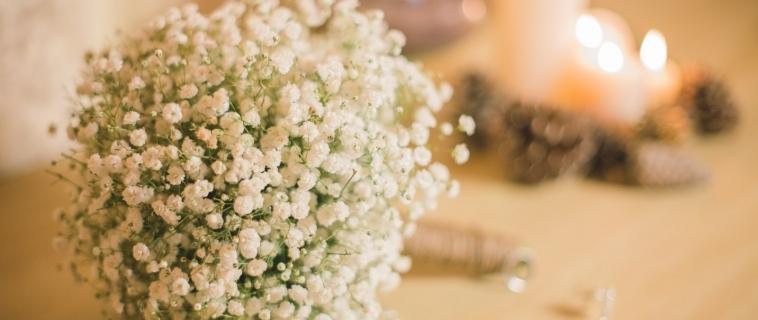 Mariage un hiver en Provence