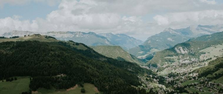 Mariage dans les Hautes Alpes