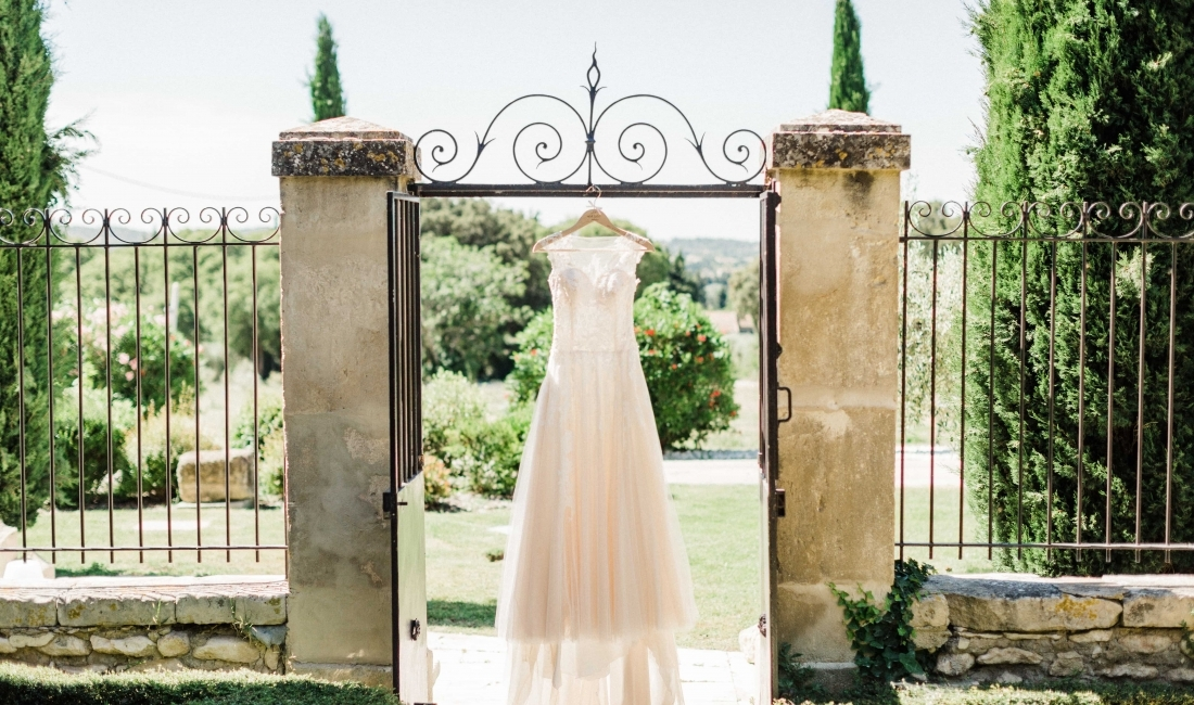 Mariage intimiste en Provence – Alpilles